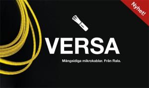 Versa mikrokabel fiber